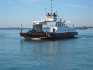 The Sombra Ferry